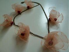 Martinuska / ríbezlový náhrdelník