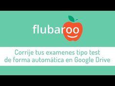 Corregir exámenes tipo test en Google Drive con Flubaroo automáticamente - YouTube
