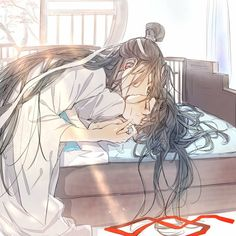 Photo by Лань Ванцзи Вэй Усянь on April Nenhuma descrição de foto disponível. Chica Anime Manga, Anime Art, Manga Girl, Anime Girls, Fanart Bts, Chinese Cartoon, Familia Anime, Levi X Eren, Handsome Anime Guys