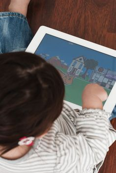 Screen time isn't intrinsically evil -- and there are clearly lots of ways we can use technology to educate and engage children. But as we explore all. 4 Year Old Girl, Intelligent People, Modern Kids, Cool Baby Stuff, Kid Stuff, Baby Games, 4 Year Olds, Family Kids, Raising Kids