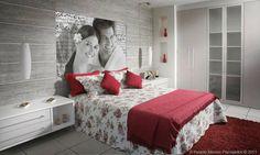 Schlafzimmerdeko, Kleine Schlafzimmer, Büros, Modische Bäume, Bastelei