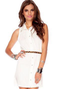 Tip to Tip Dress $44 at www.tobi.com