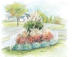 Flower Garden Design Zone 4 PDF