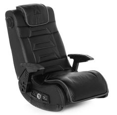 X Rocker 51259 PRO H3 41 Audio Gaming Chair Review   The X Rocker 51259 PRO H3 41 Audio gaming chair is much more than a gaming chair, it's an audio system all in one. This chair comes with inbuilt speakers and subwoofer to give you a magical gaming experience. The X Rocker 51259 is compatible with all gaming systems including MP3's and DVD p...  https://www.cmoki.com/x-rocker-51259-pro-h3-41-audio-gaming-chair/
