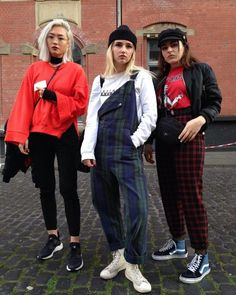 Girl on left, style inspo for shoot