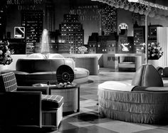 Cedric Gibbon Set | Silver Screen Modiste: DECO DREAMS: THE MOVIE SETS OF MGM