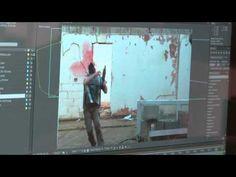 Mass Effect Assignment - VFX Breakdown