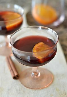 Mulled Wine recipes to drink during the coldest days of winter