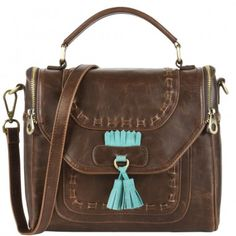 Fall 2013 Structured Satchel