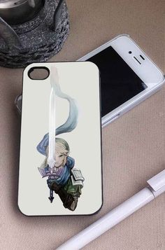 Link from The Legend of Zelda   Games   iPhone 4 4S 5 5S 5C 6 6+ Case   Samsung Galaxy S3 S4 S5 Cover   HTC Cases
