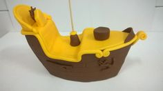 boat gumpaste