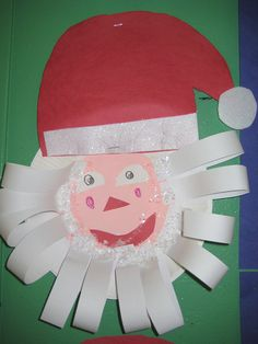 Pin Note - IMG_3049 by TeacherSM, via Flickr.  My note - want to do the folding part with my little kids and the building of the face parts...