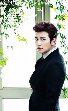 Ji Chang Wook - The Celebrity Magazine April Issue '15