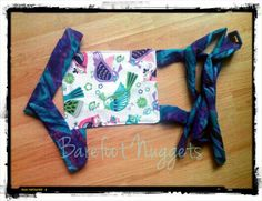 Dollwear Carrier RTS www.Facebook.com/barefootnuggets