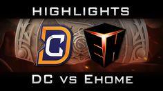 DC vs Ehome The International 2016 TI6 Highlights Lower Bracket Dota 2