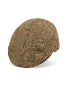 Gill tweed cap - Handcrafted in England by Lock's own cap maker and using pure wool tweed, the Gill cap is one of our most popular styles for men. Clean and classic, the cap bears all the hallmarks of a top quality Lock hat: flawless stitching, flattering fit and our signature plush lining.