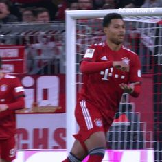 From the best goals to the best reactions, and all the Müller GIFS you can handle! Serge Gnabry, Gif Dance, Fc Bayern Munich, Online Income, Live Events, Football Soccer, Champions League, New Trends, Role Models