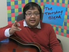 Thursday Blend is now for all my original content. SO TO START OFF THAT CHANGE, HERE'S AN ORIGINAL SONG!
