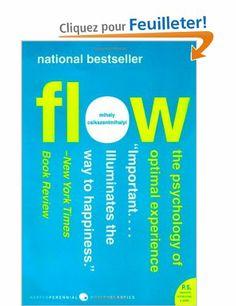 Flow: The Psychology of Optimal Experience: Amazon.fr: Mihaly Csikszentmihalyi: Livres anglais et étrangers