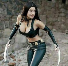 X-23 : cosplaygirls