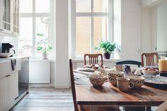 Svensk lejlighed fra omkring 1900