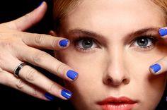 Tendencia Primavera 2013 maquillaje unas manicure esmalte - Falguni and Shane Peacock