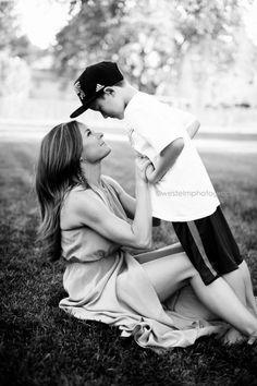 20 фотографий прекрасных мам и их счастливых сыновей