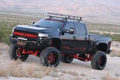 Black Duramax -A Colorado-Based HD2500