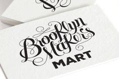 BROOKLYN MAKER´S MART by Leandro Senna, via Behance