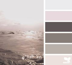 design seeds | horizon tones | for all who ♥ color