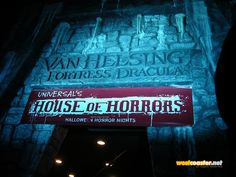 "HHN 2006, Universal Studios Hollywood    Universal Studios Hollywood revived their version of Halloween Horror Nights in 2006.  That year saw only two haunted houses in the park: ""Universal's House of Horrors"" and ""The Asylum.""    Photo by Albert Lam & Dan Angona, courtesy Westcoaster.net."