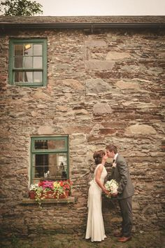 Saturday Selection - Four fabulous real weddings from all over Ireland and Italy to inspire from city weddings in Dublin to vintage chic in Cork. Real Weddings, Lisa, Couple Photos, Wedding Dresses, Photography, House, Inspiration, David, Couple Shots