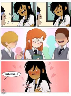 Yuri is Love Yuri is Life - Human Bubbline Adventure Time Fanfiction, Adventure Time Comics, Adventure Time Marceline, Adventure Time Princesses, Cartoon Ships, Cartoon Art, Cute Comics, Funny Comics, Princesse Chewing-gum