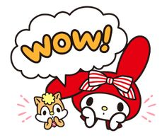 Keroppi Wallpaper, Melody Hello Kitty, My Melody Wallpaper, Hello Kitty Images, Sanrio Characters, Line Sticker, Jesus Loves Me, Cartoon Pics, Stickers