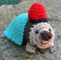 Tió de Nadal - The magical Christmas crochet trunk