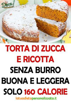 Ricotta, Italian Recipes, French Toast, Snacks, Breakfast, Desserts, Food, Diets, Pies