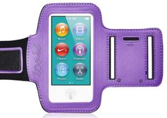 Active Sport Armband    Made of neoprene, this armband should offer a comfortable way to carry your nano during exercise.    In blue, black, purple and silver gray, the Active Sport Armband is a colorful option for joggers and gym-ers.    Cost: $9.85