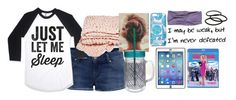 """""""Oorn: Watching Legally Blonde"""" by secfashion13 ❤ liked on Polyvore featuring Lilly Pulitzer, OtterBox, Silver Lining and Goody"""