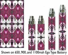 CELTIC MORPH E Cig Battery Skins eGo Type/Others Ecig Sticker Wraps Cover Glossy