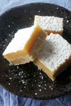 CARRÉS AU CITRON - Blog Coconut - Cuisine   Foodisterie   Home-Made