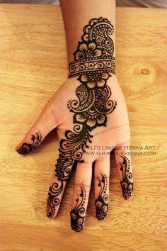 NJ's henna art ,design for beginners Mehndi Designs Book, Stylish Mehndi Designs, Mehndi Designs For Beginners, Mehndi Design Photos, Mehndi Designs For Fingers, Arabic Mehndi Designs, Mehndi Images, Simple Mehndi Designs, Henna Mehndi