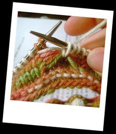Butterfly stitch tutorial