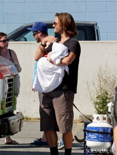 Jared with Thomas