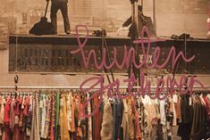 hunter gatherer vintage store