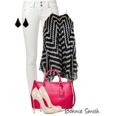 """""""White and bright"""" by bonnaroosky on Polyvore"""
