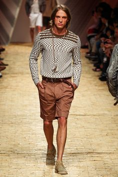 Missoni Spring 2014 Menswear - Collection - Gallery - Style.com