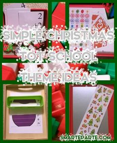 Here are some simple Christmas tot school theme ideas - from free blogger printables, resources and inspiration, plus cool coloring pages! Tot Trays, Cool Coloring Pages, School Themes, Tot School, Holiday Festival, Christmas Printables, Theme Ideas, Simple Christmas, Activities For Kids