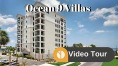 Ocean 9 is a luxury Jacksonville Beach condominium with oceanviews. Ocean 9 Villas has 9 floors which house 15 condos ranging in size from to Ocean… Oceans 9, Jacksonville Beach, Beach Condo, Condos, Condominium, Villas, Multi Story Building, Tours, Luxury