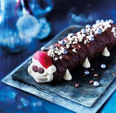 Christmas Colin Cake