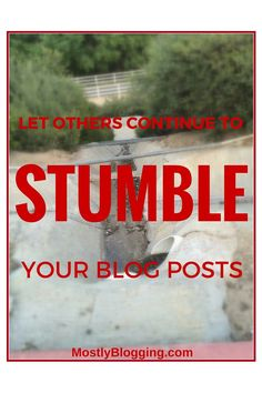 StumbleUpon Brings Massive Blog Traffic #blogging